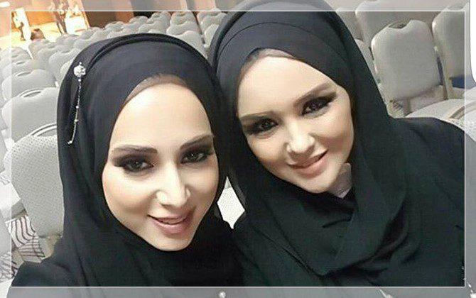 Gülsüm Elkhatroushi ve Pınar Elkhatroushi
