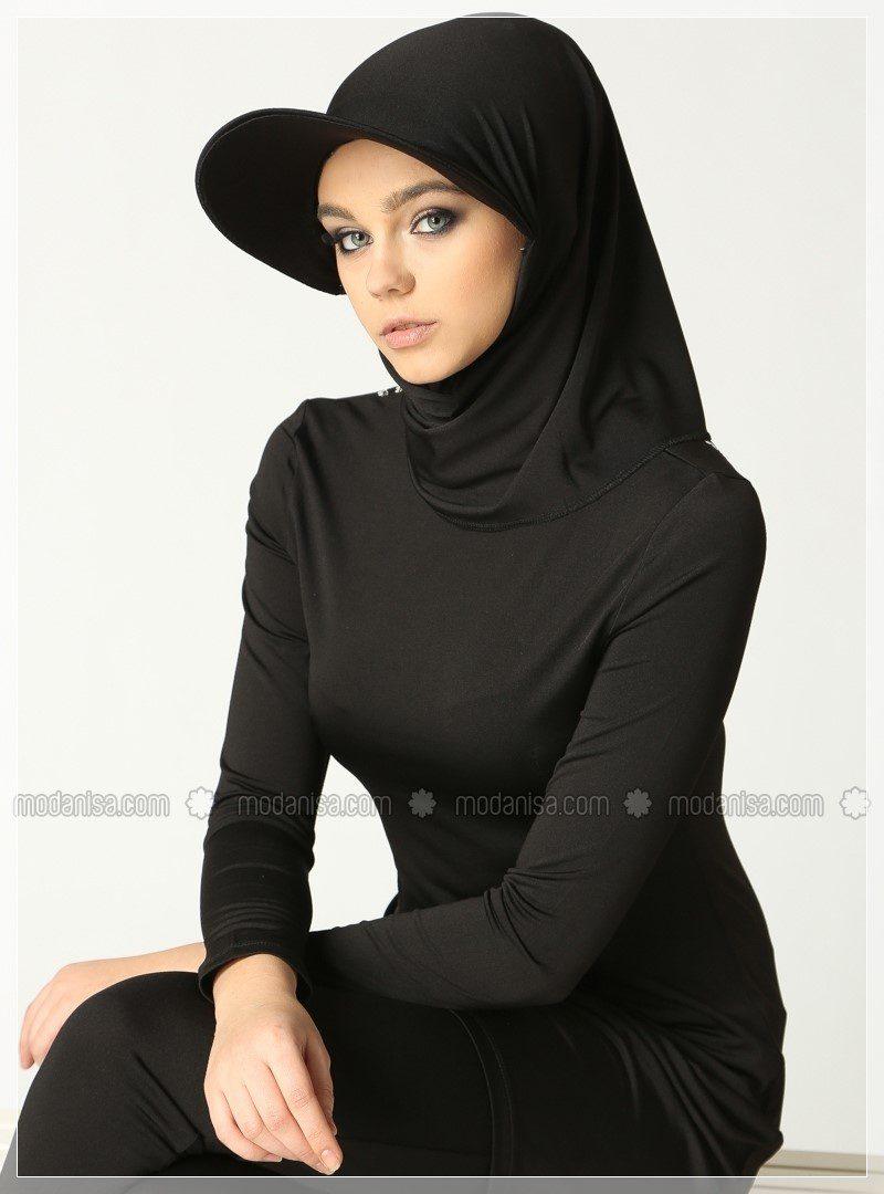 siyah terekli deniz başörtüsü