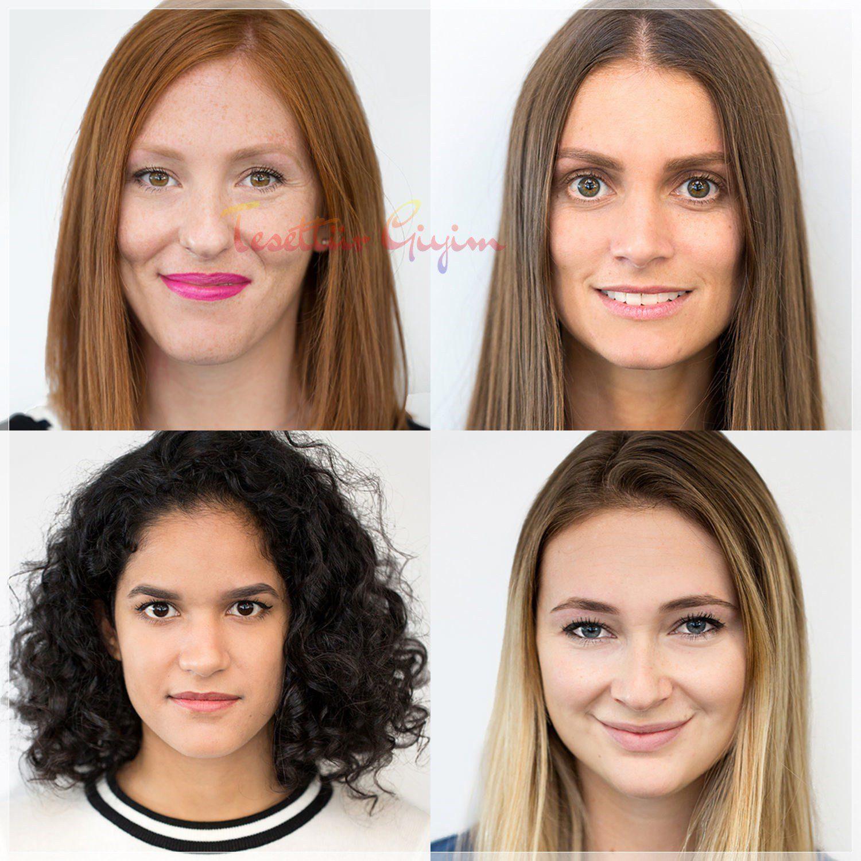 Saç Rengine Göre En İyi Kaş Rengi ve Tipi Seçimi