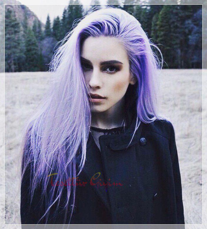 marjinal saç renkleri ve modelleri