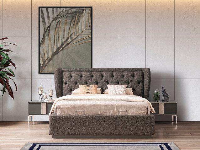 Lotus Yatak Odası Gri