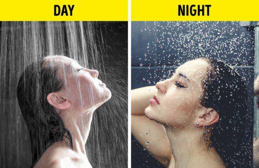 Çok Sık Duş Almayın