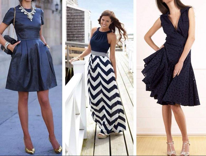 Geniş omuzlu kadınlar için elbise önerisi