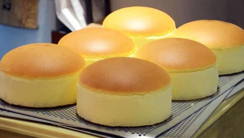 Japon Cheesecake Yapım