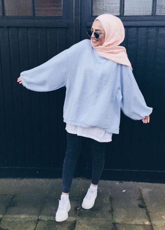 Genç Kızlara Tesettür Giyim Önerileri