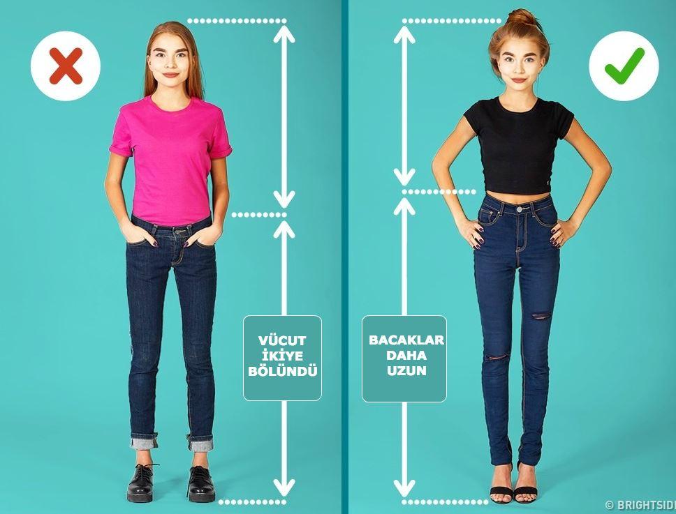 İki Parça Beli kapatan Pantolonlar Tercih Edilmeli