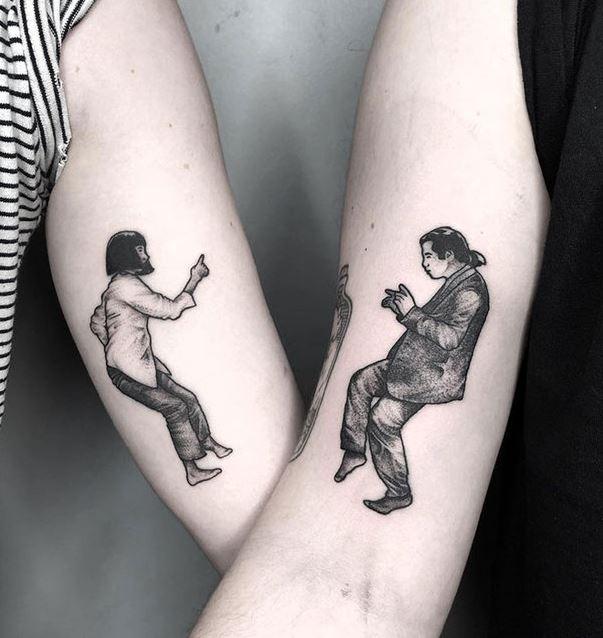 Ağır Roman Çift Dövme