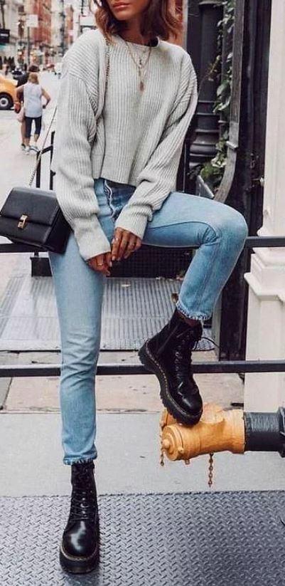 Kışlık Jean Pantolon Tercihi