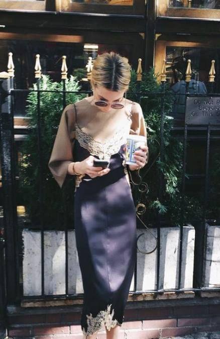 tesettür kalem etekli elbise