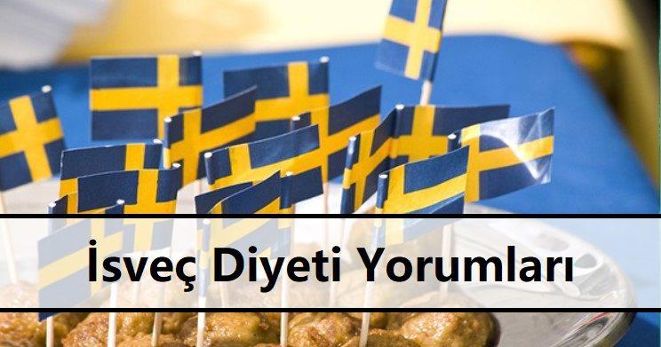 İsveç Diyeti Yorumları