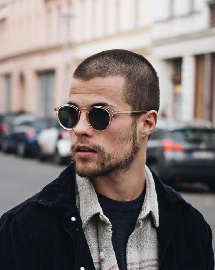 Kısa Erkek Saç Stili