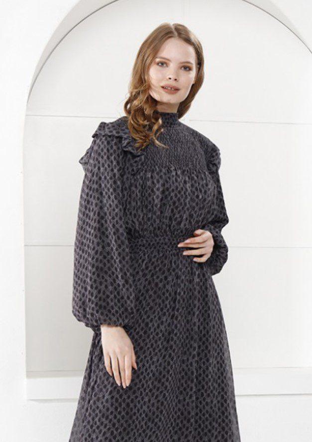 Puantiye Elbise Modeli