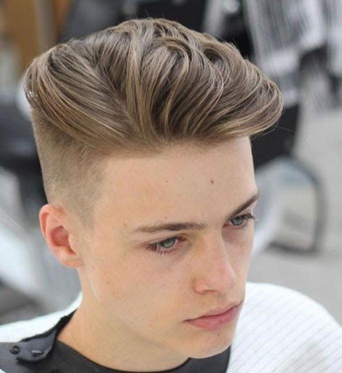 Yeni Stil Erkek Saç Modleleri