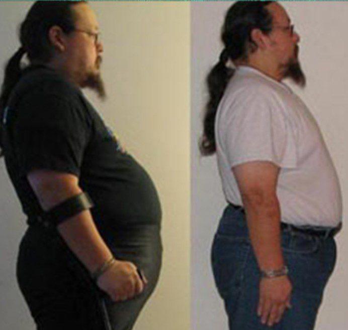 isveç diyeti ile kilo veren adam