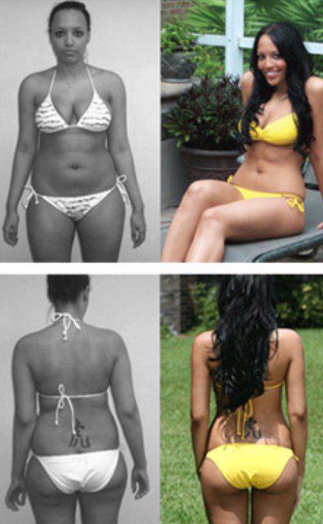 isveç diyeti yapan kilo veren kadın