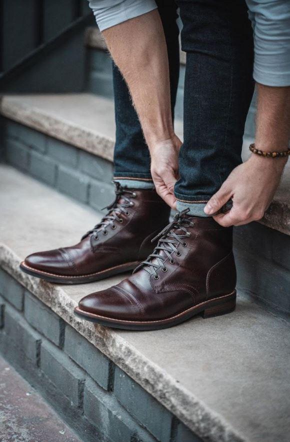 Baharlık ayakkabı kombini
