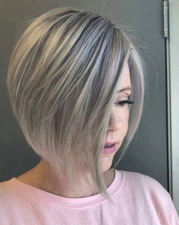 Küt Kısa Saç Modeli
