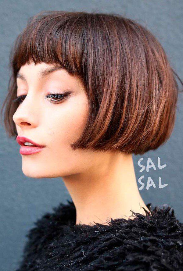 Küt Kısa Saç Modelleri