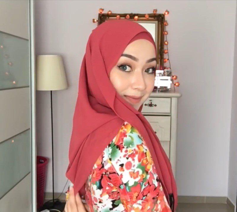 malezya usulü şal bağlama