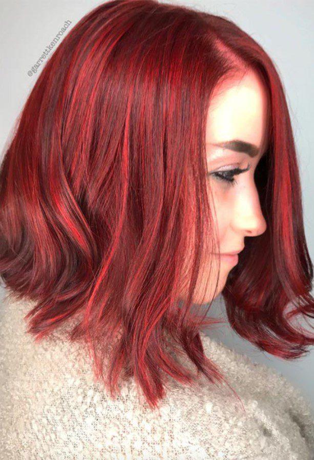 Aşk Alevi Renk Saç