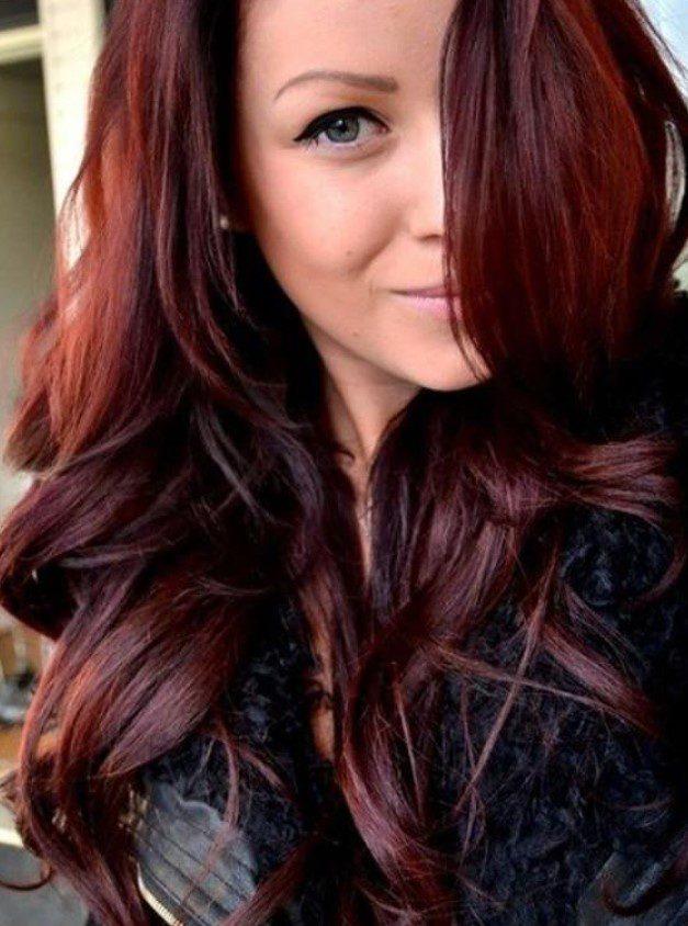 Dalgalı Aşk Alevi Saç Rengi