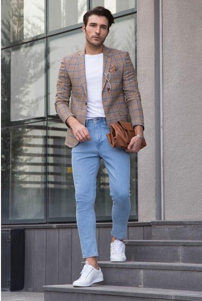 Günlük Blazer Nasıl Giyilir
