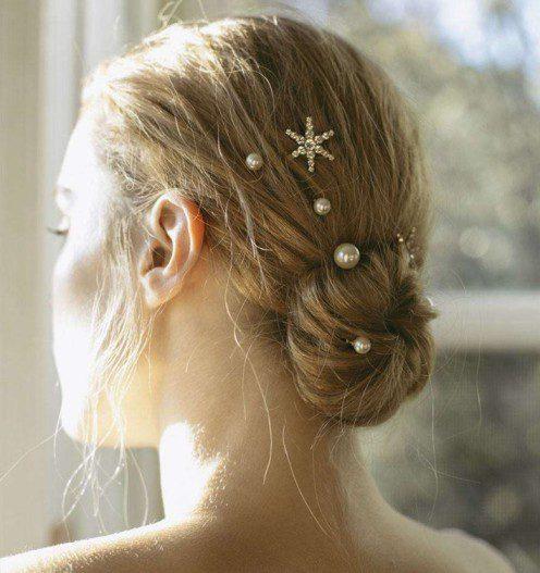 Jennifer Behr Yıldız Detaylı Tokalar