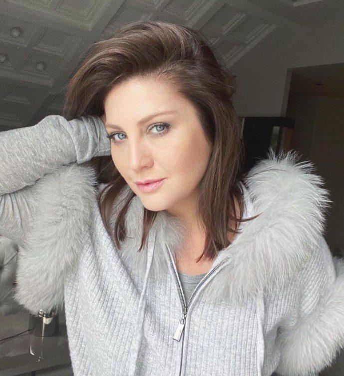 Sibel Can Saç Rengi