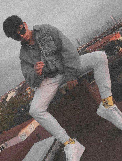 Berke Juan Sarı Çorap