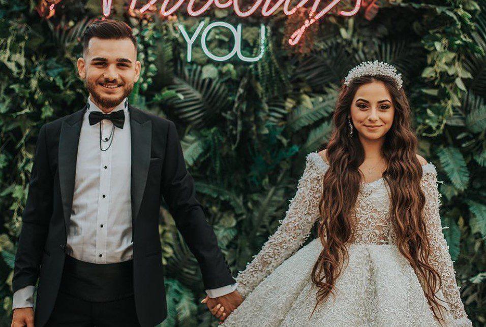 Asena Kızılarslan Düğün Görseli