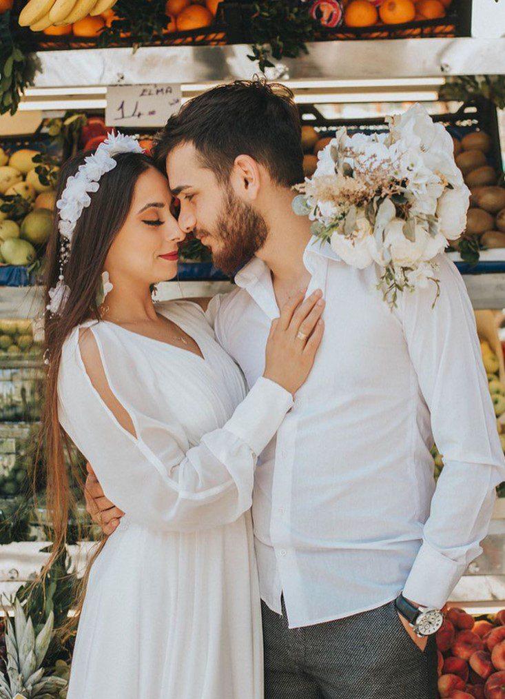 Asena Kızılarslan ve eşi