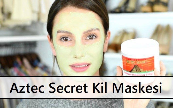 Aztec Secret Kil Maskesi