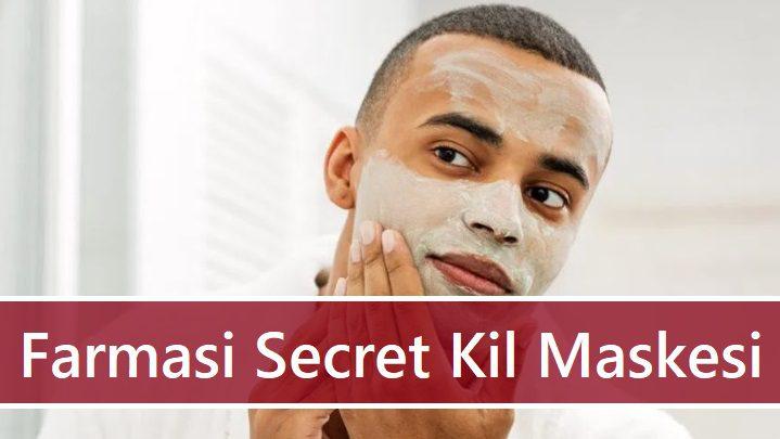 Farmasi Secret Kil Maskesi