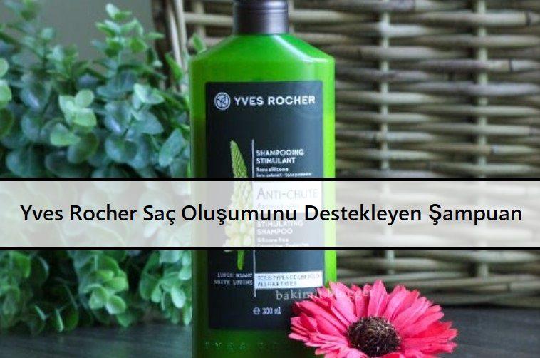 Yves Rocher Saç Oluşumunu Destekleyen Şampuan