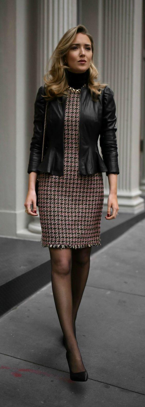 peplum ceket siyah tarz