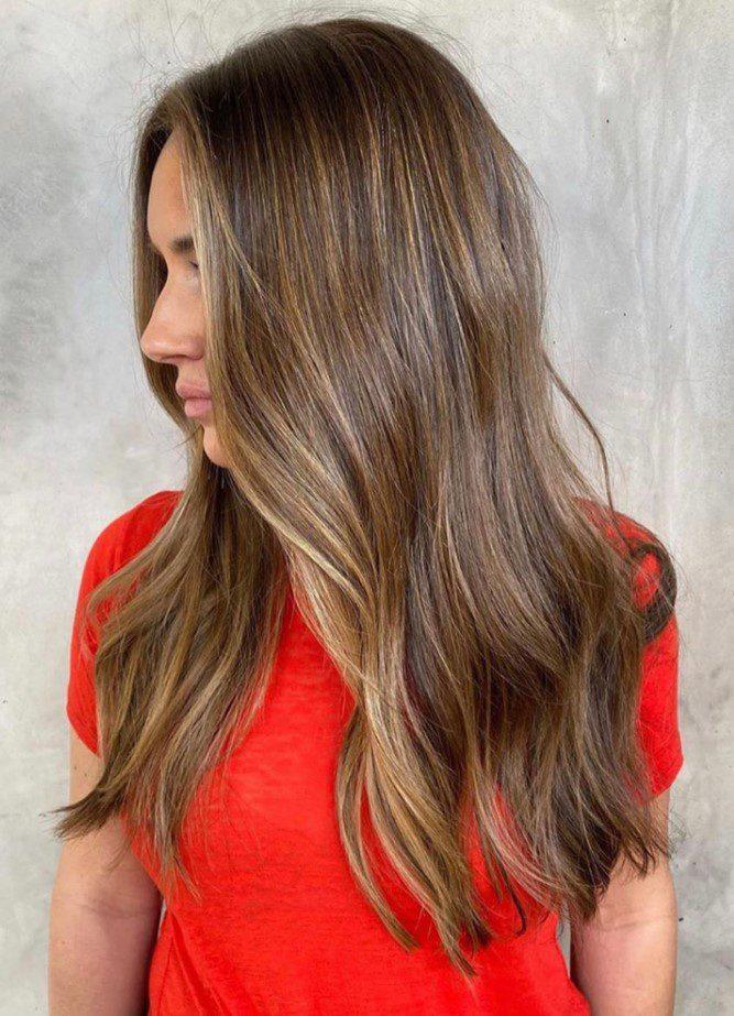Esmerlere Yakışan Saç Rengi