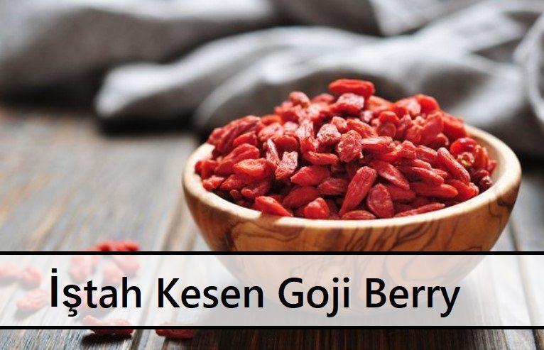 İştah Kesen Goji Berry