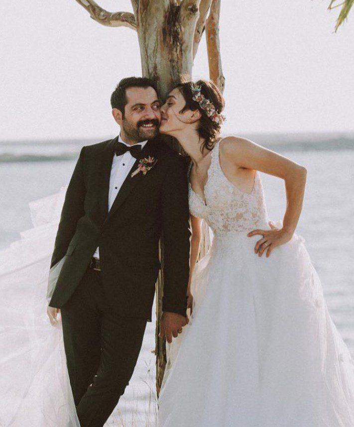 Merve Dizdar Evlilik Görseli