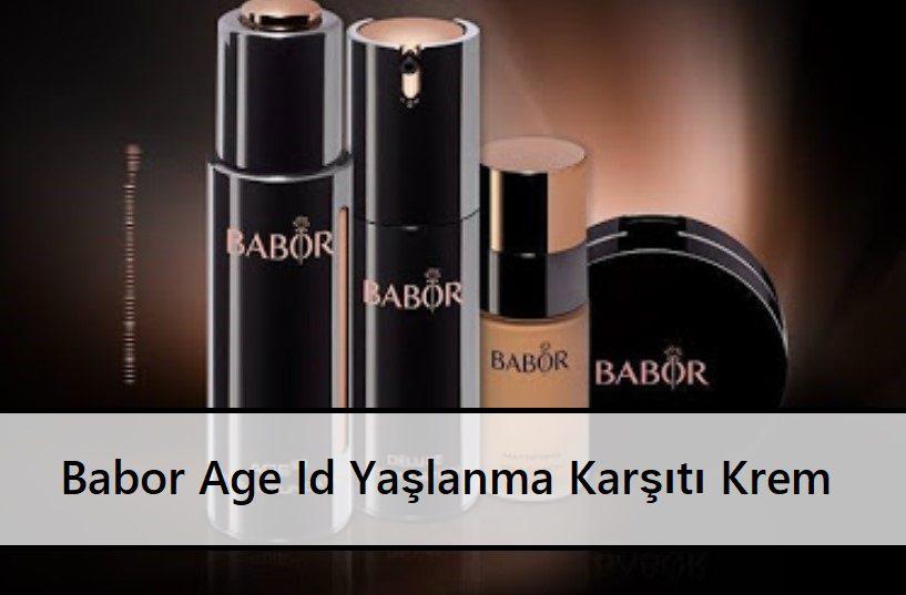 Babor Age Id Yaşlanma Karşıtı Krem