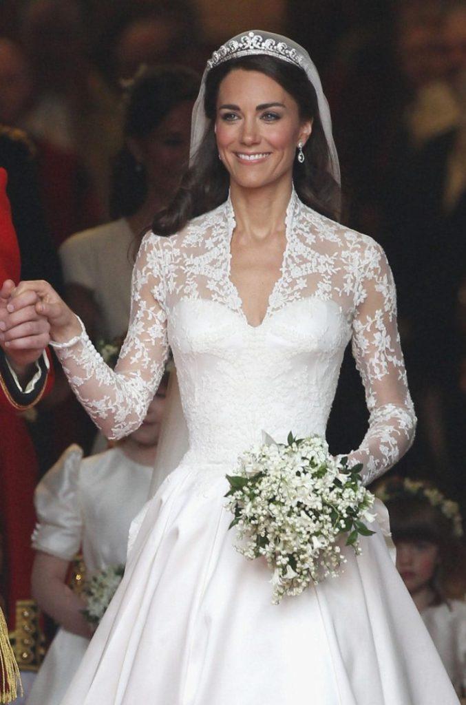 Kate Middleton Gelinlik Modeli