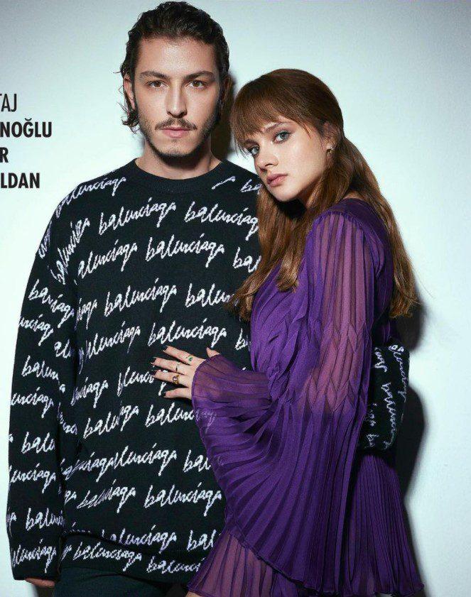 Miray Daner ve Boran Kuzum Sevgili Mi