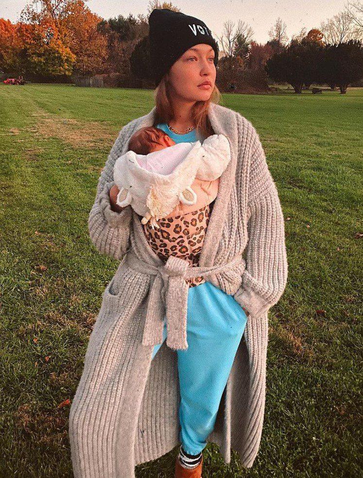 Gigi Hadid ve Bebeği