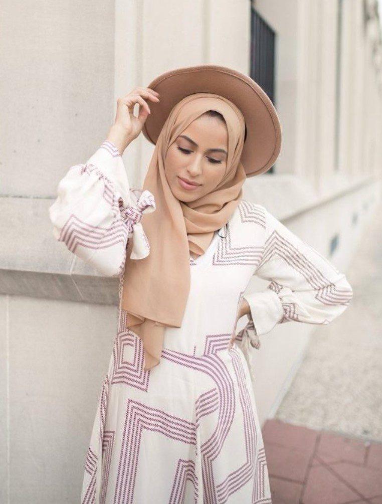 Tesettür Bayramlık Modern Elbise