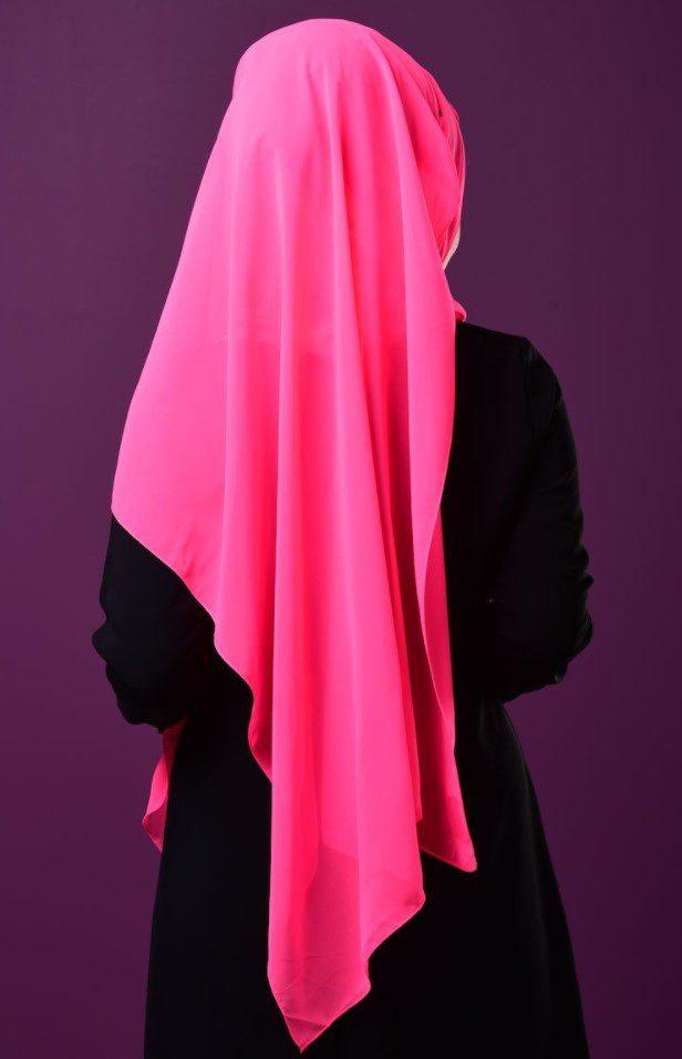 Yeni Moda Neon Rengi Eşarplar