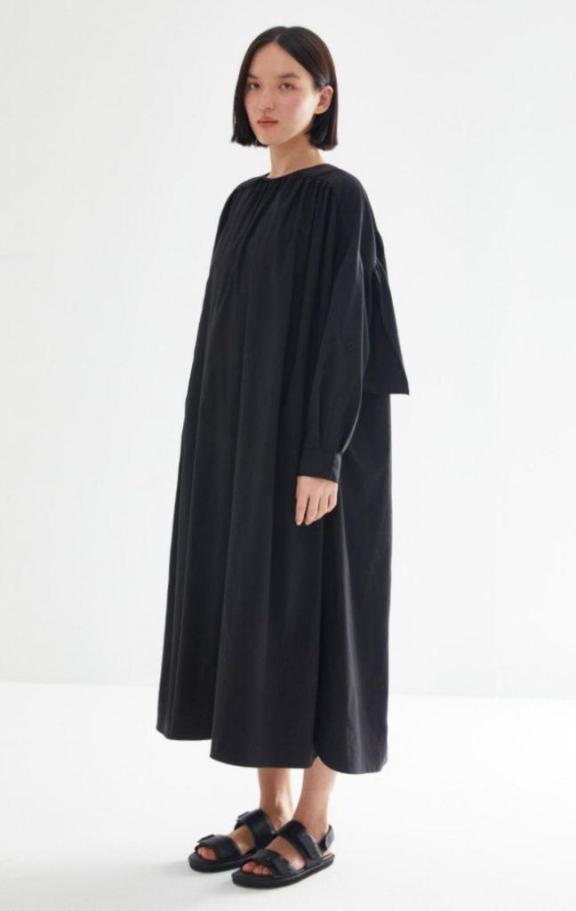 Kevser Sarıoğlu Uzun Elbise Tunik Modeli