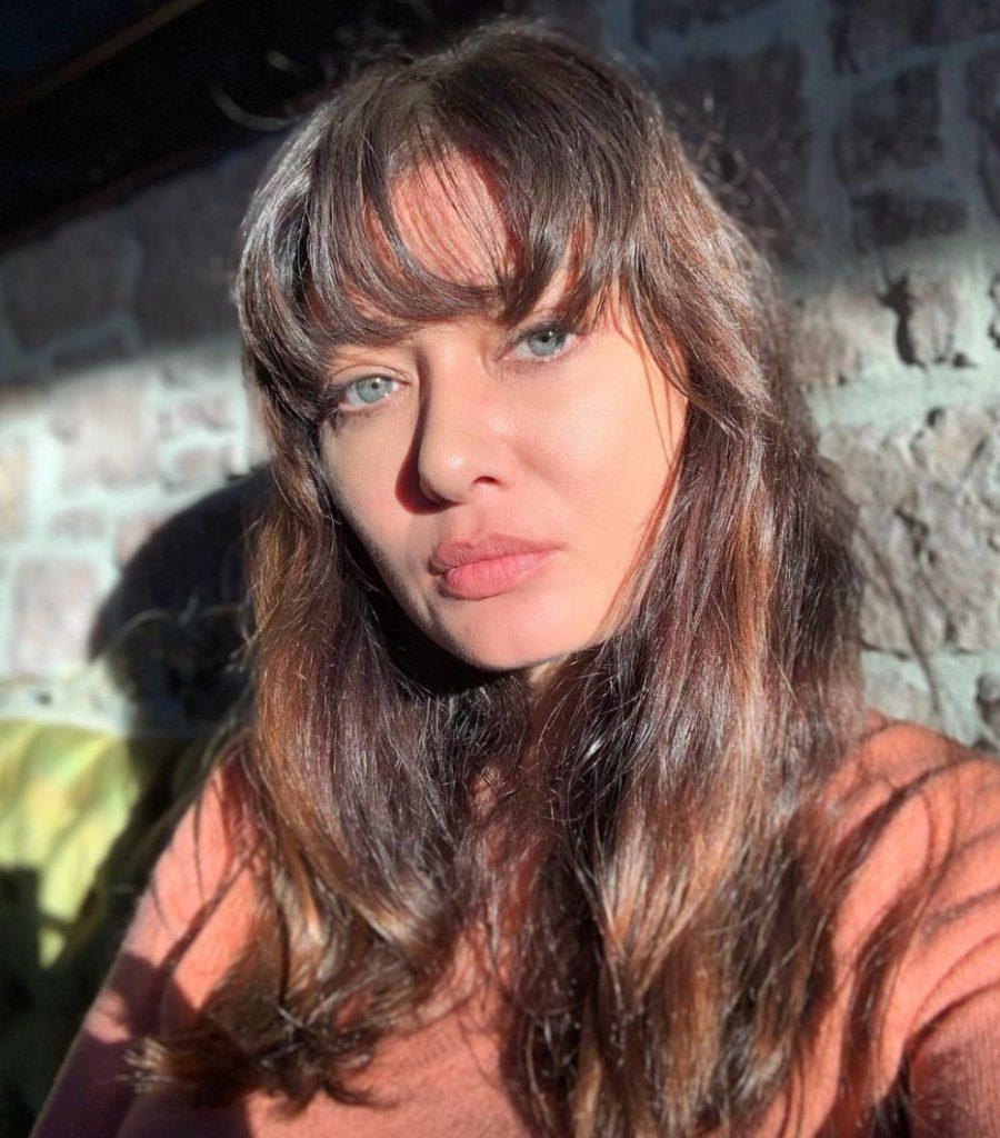 Nurgül Yeşilçay Kahkül Kesim Saç