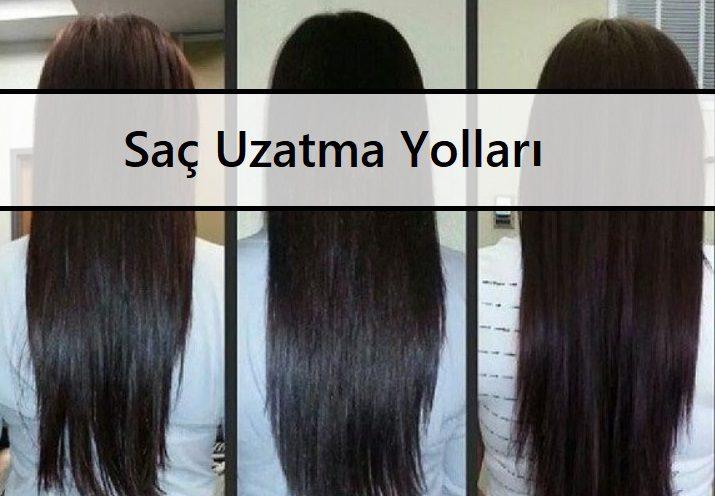 Saç Uzatma Yolları
