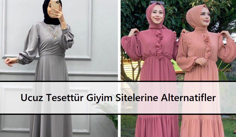 Ucuz Tesettür Giyim Sitelerine Alternatifler