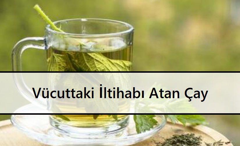 Vücuttaki İltihabı Atan Çay